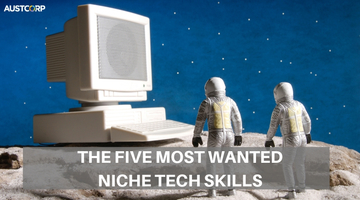 Five Most Wanted Niche Tech Skills